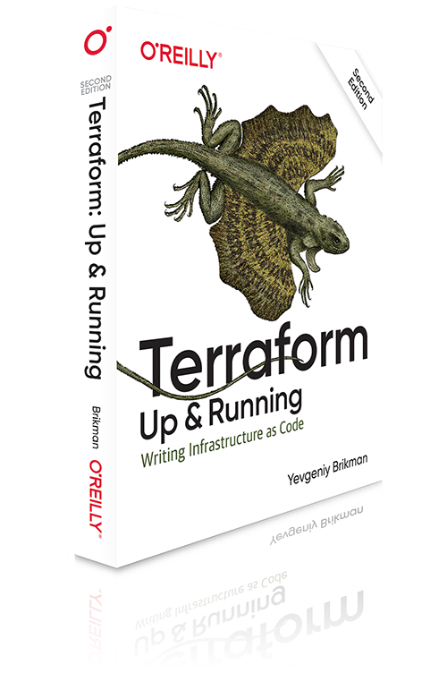 Terraform: Up and Running, 2nd edition
